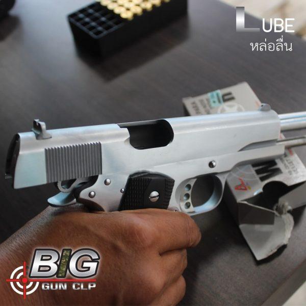 BIG GUN CLP สเปรย์ทำความสะอาดหล่อลื่นและปกป้องอาวุธปืน 3