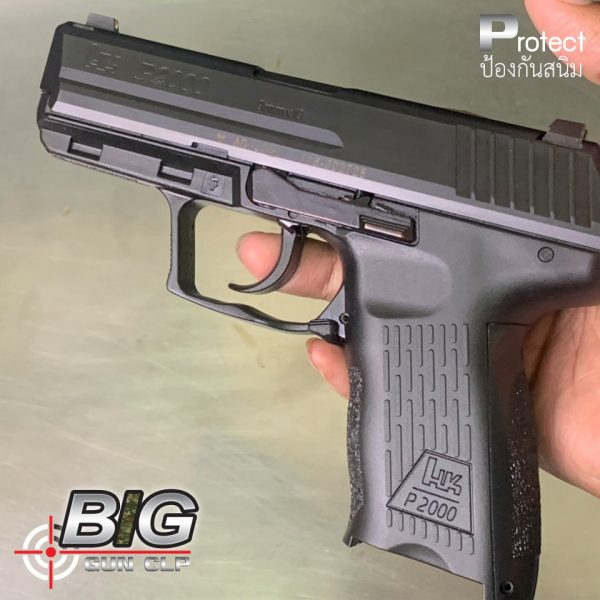 BIG GUN CLP สเปรย์ทำความสะอาดหล่อลื่นและปกป้องอาวุธปืน 5